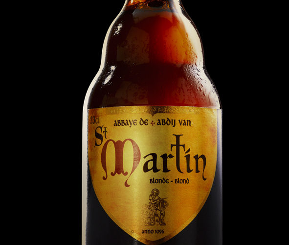 Saint Martin blonde